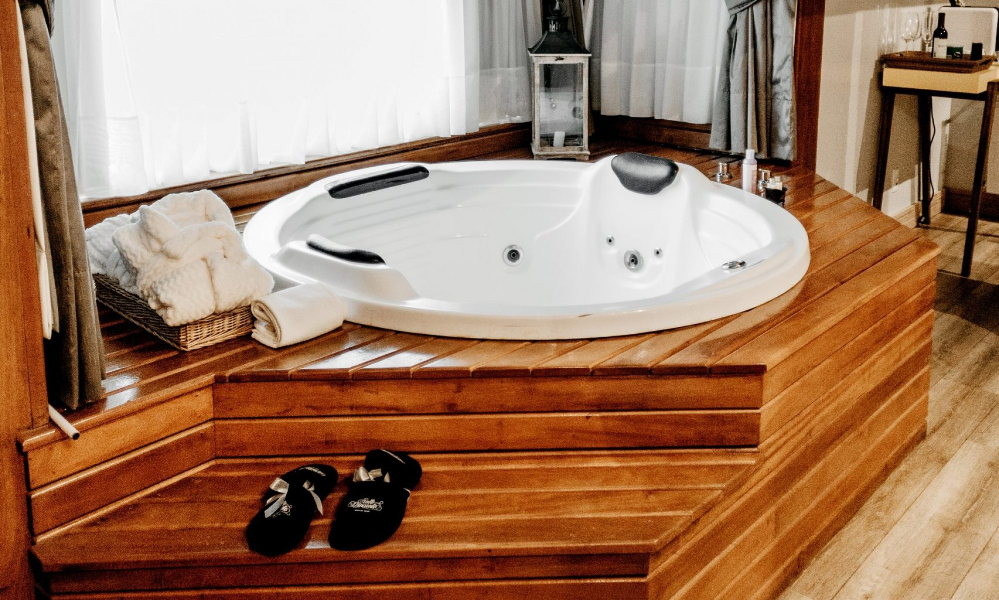Swim Spas & Hot Tubs